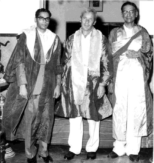 ראו, מהלנוביס ואנדריי קולמוגורוב, 1962